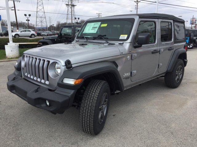 Jeep Wrangler Lease Price >> 2018 Jeep Wrangler Sport S | Louisville, KY