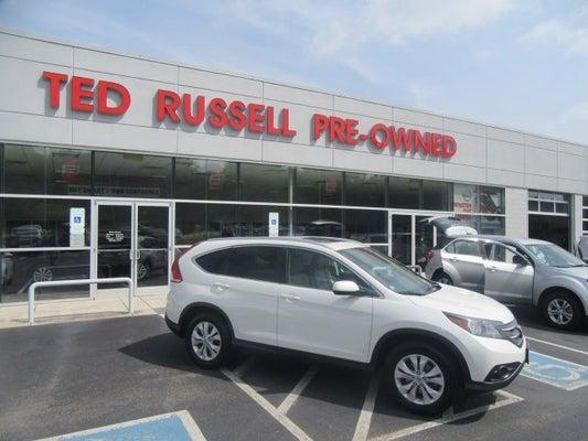Honda Dealership Louisville Ky >> 2013 Honda Cr V Ex L
