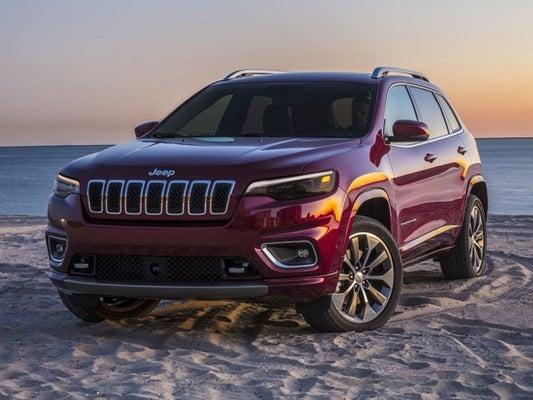 2020 Jeep Cherokee Lux Louisville Ky