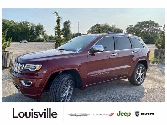 2020 Jeep Grand Cherokee Overland Louisville Ky