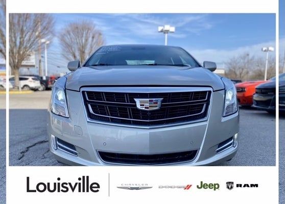 2016 Cadillac Xts Luxury Collection Louisville Ky
