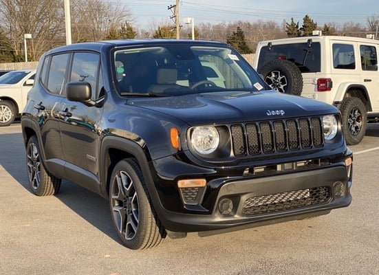 2021 jeep renegade jeepster | louisville, ky
