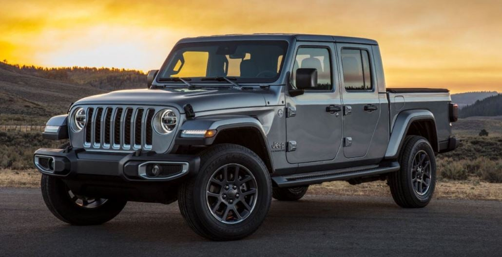 New 2020 Jeep Gladiator Louisville Jeep Dealer Louisville Ky