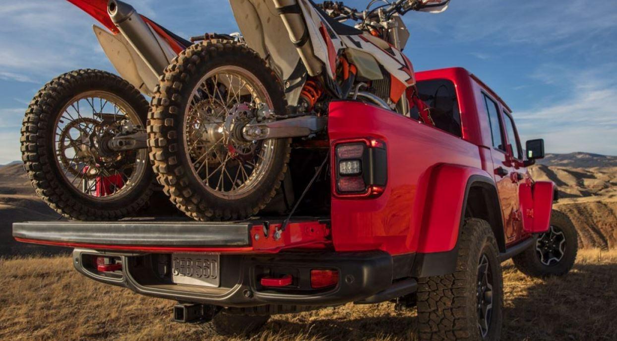 New 2020 Jeep Gladiator | Louisville Jeep Dealer ...